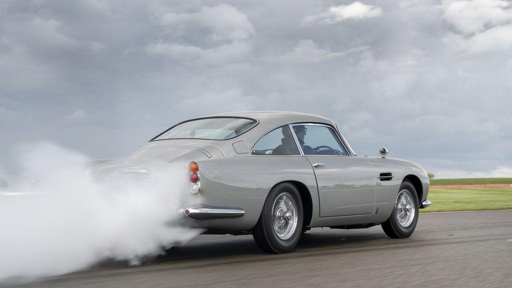 Solo 25 modelos y con todos los extras secretos de la película: ya puedes comprar el Aston Martin de James Bond