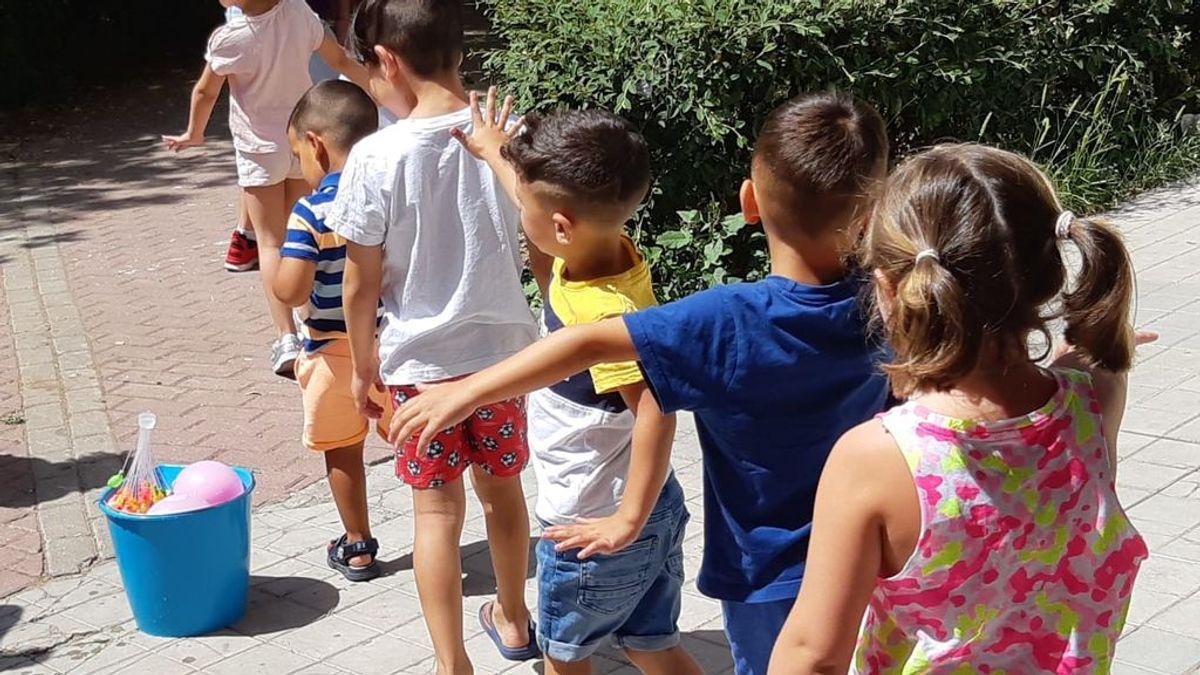 Campamentos de verano seguros para niños desfavorecidos: cuando la solidaridad no entiende de pandemias