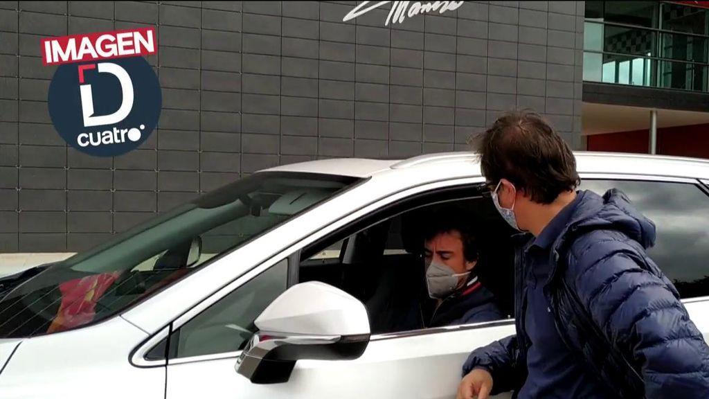 Deportes Cuatro caza a Fernando Alonso es su mañana más importante: fichaje por Renault y ser campeón como objetivo