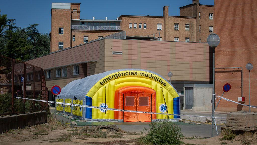 """El Hospital Arnau de Vilanova de Lleida pide """"directrices urgentes"""" a las instituciones"""