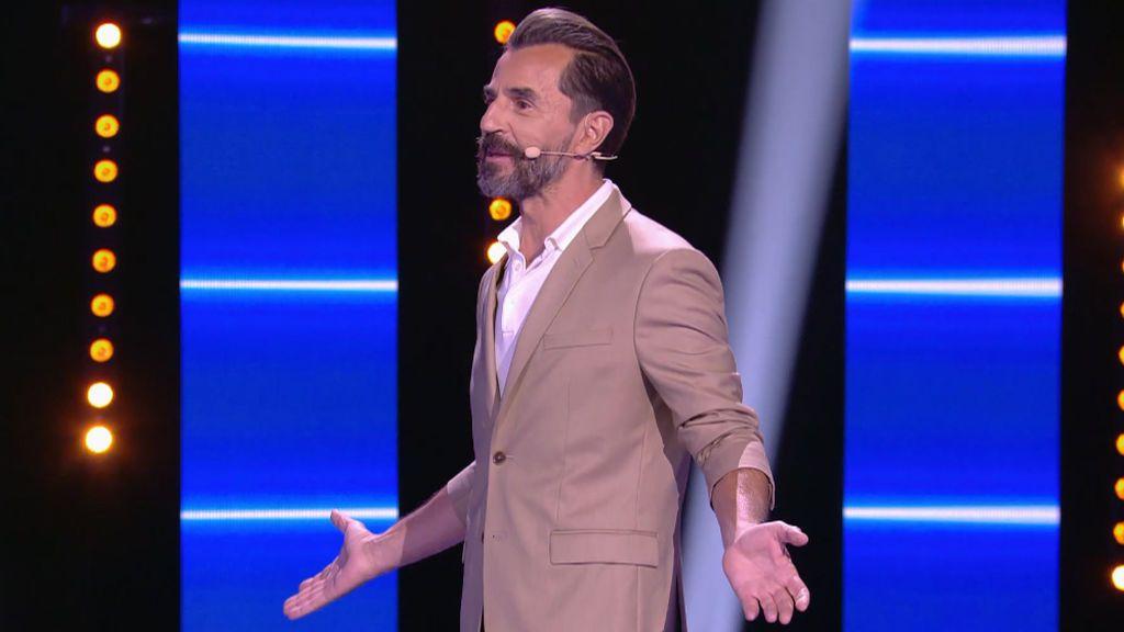 La expresiva reacción de Santi Millán al reencontrarse por sorpresa con un compañero de 'El Pueblo'