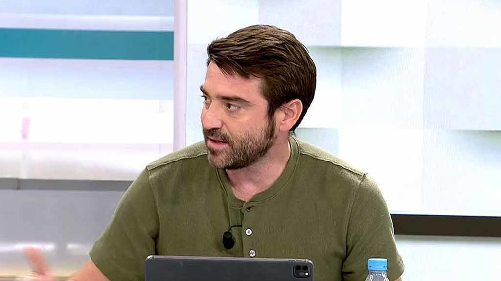 """Javier Negre: """"Pablo Iglesias me señaló y me insultó"""""""