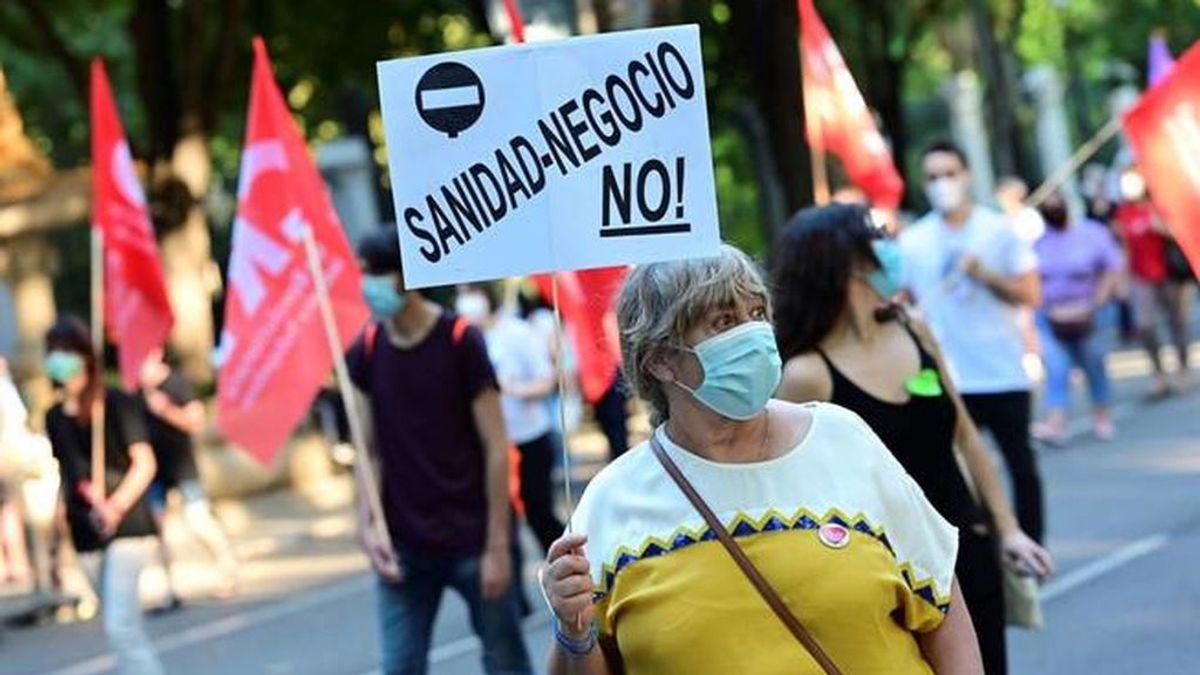"""Madrid no está preparada para una segunda ola: """"Hay un déficit importante en trabajadores sanitarios"""""""