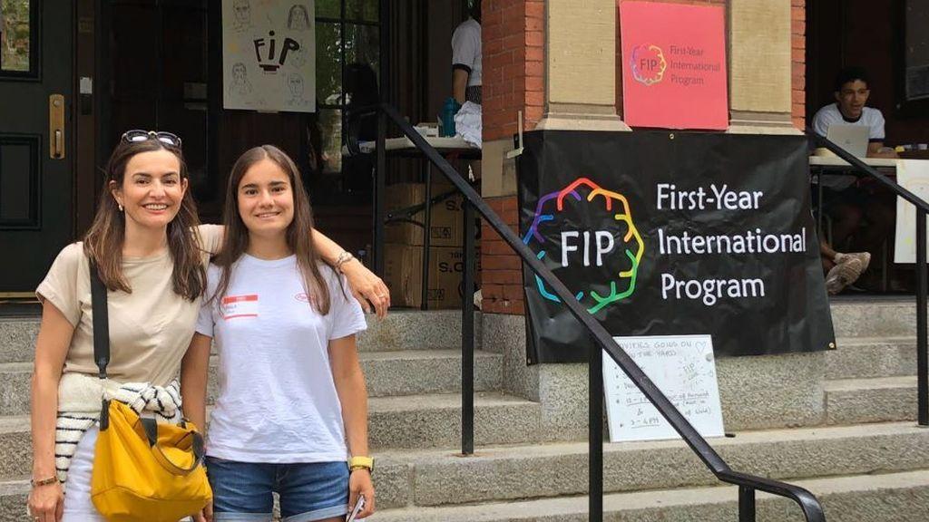 """Paula, estudiante española en Harvard: """"La decisión de Trump nos deja en un limbo, estamos impactados"""""""