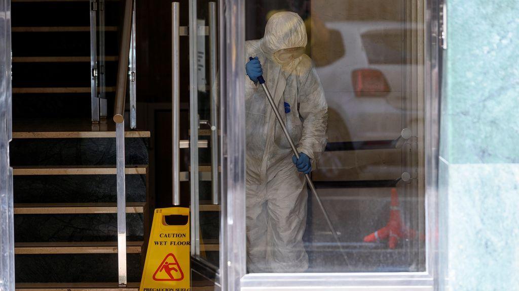 """""""Queda por ver si veremos una epidemia a gran escala de daños cerebrales relacionados con la pandemia"""""""