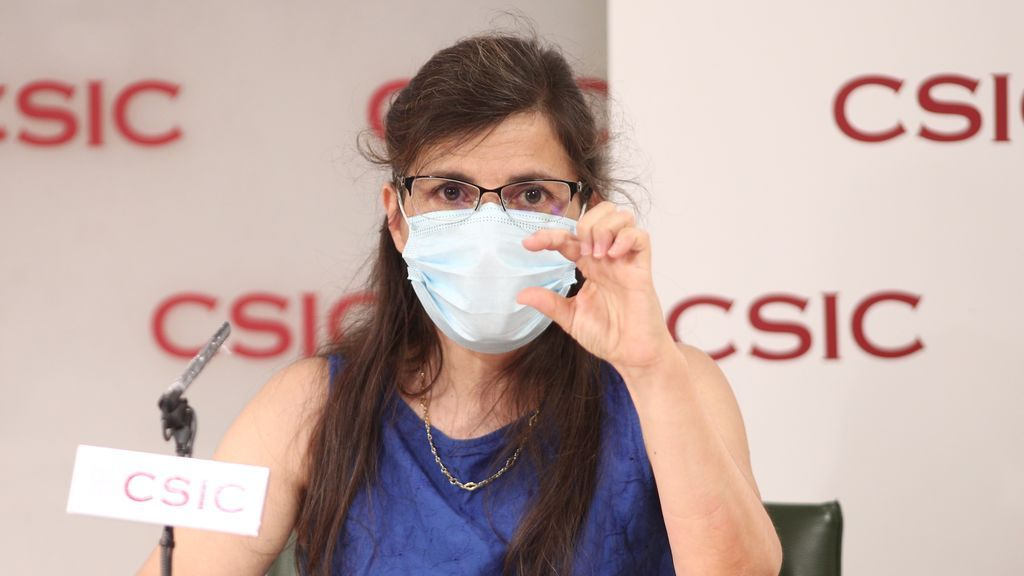 """Mar Vales, investigadora del CSIC: """"nuestro test nos darán una información muy valiosa para luchar contra el coronavirus"""""""