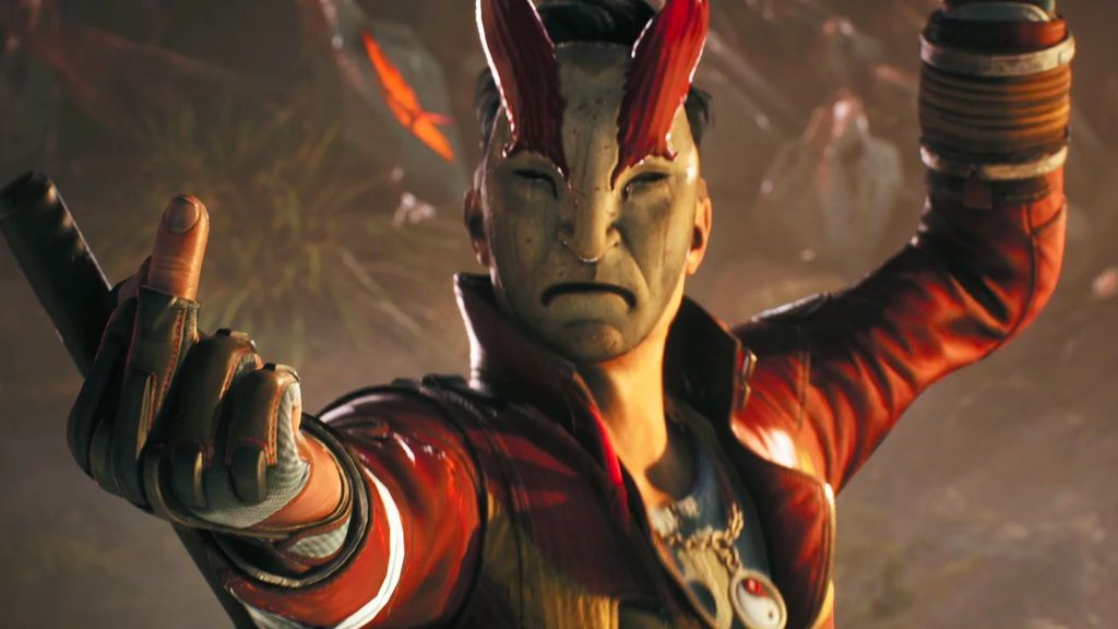 Shadow Warriors 3: Teaser tráiler