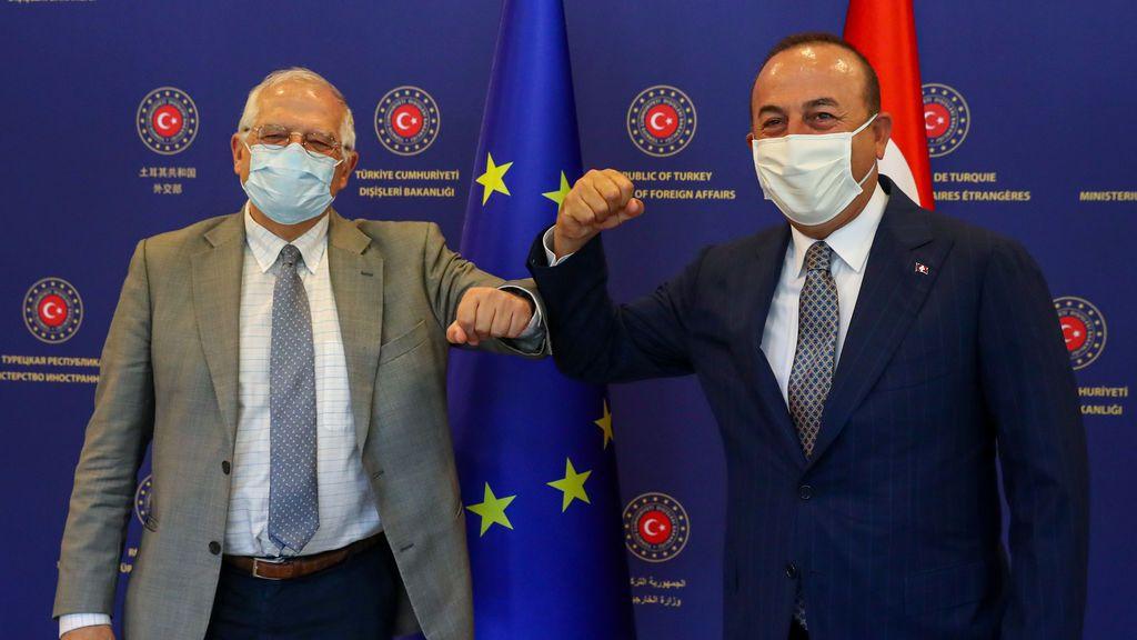 Borrell vuelve de Turquía con las manos vacías