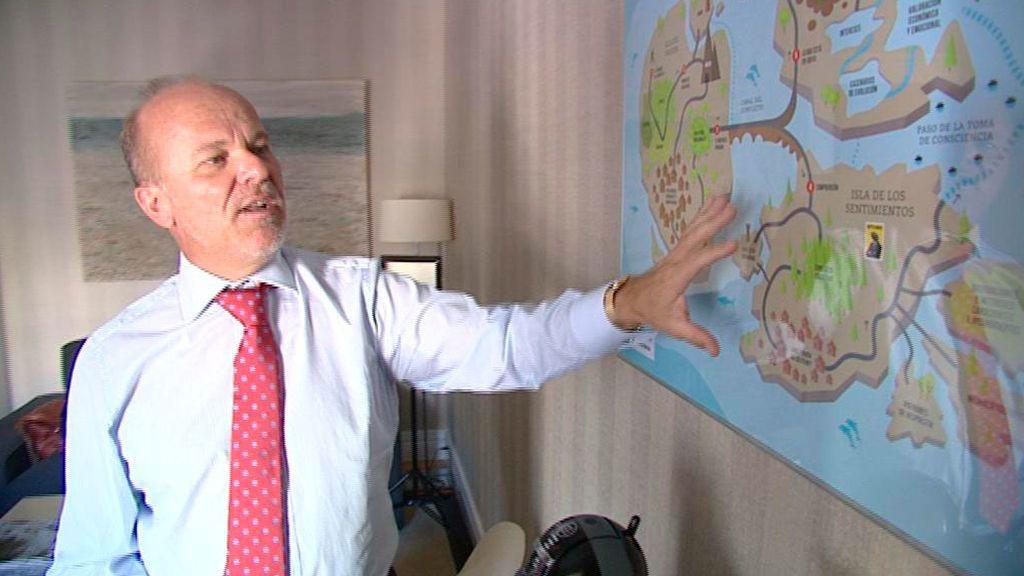 """Alfredo Sanfeliz, experto en autonocimiento """"el mundo necesita una fábrica de actividad humana digna al margen del dinero"""""""