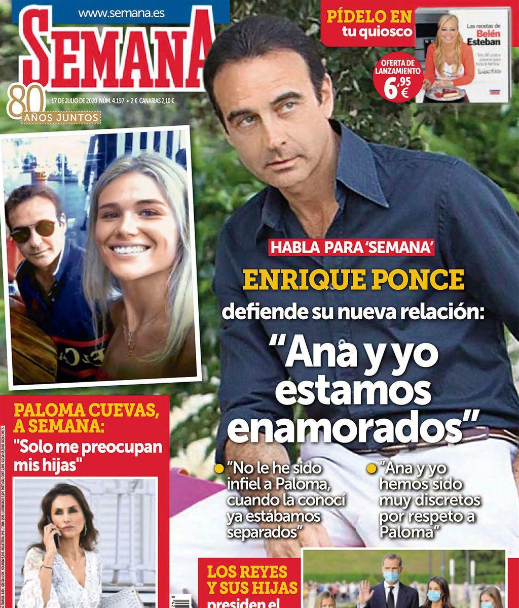 La entrevista a Enrique Ponce