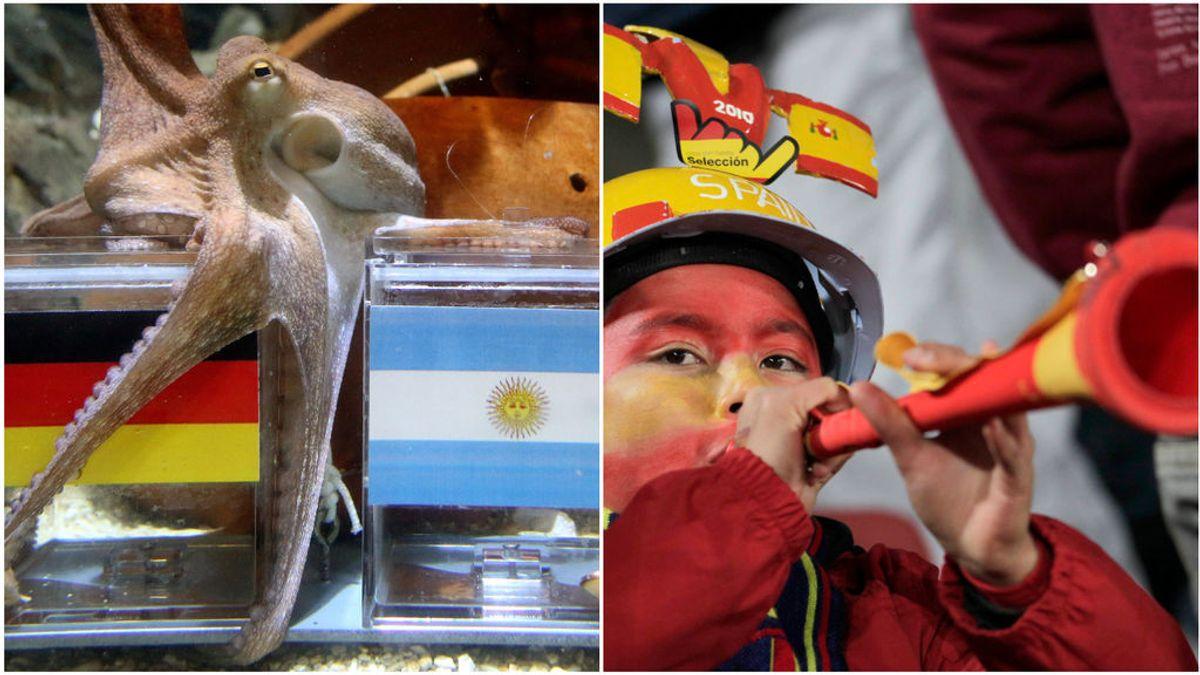 Las anécdotas del Mundial de Sudáfrica: el Pulpo Pol, las vuvuzelas y el baby boom en España