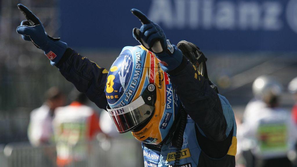 """Fernando Alonso, tras volver a la Fórmula 1: """"Renault es mi familia, es un orgullo y estoy muy ilusionado"""""""