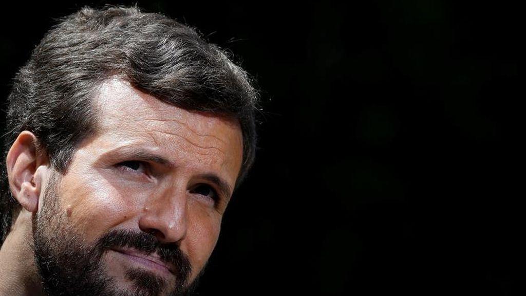 """Casado contra Sánchez por confesar que nunca pactará con ellos: """"Es un antipatriota al que se le ha caído la careta"""""""