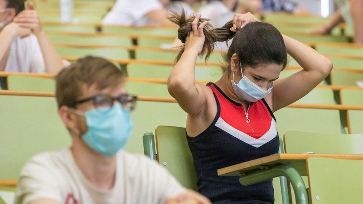 Educación autoriza que la EBAU sea virtual para los alumnos en el extranjero