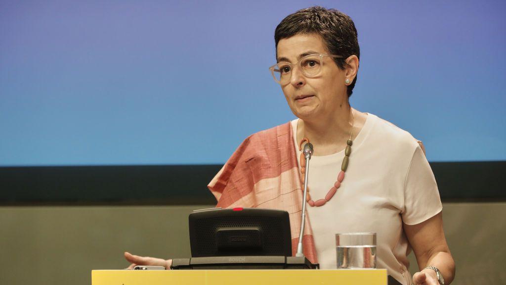 Borradores La ministra González Laya anuncia su candidatura a dirigir la OMC