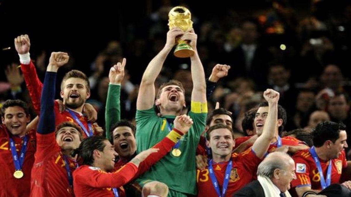 España, campeona del Mundo: el día que todos gritamos 'Iniesta de mi vida'