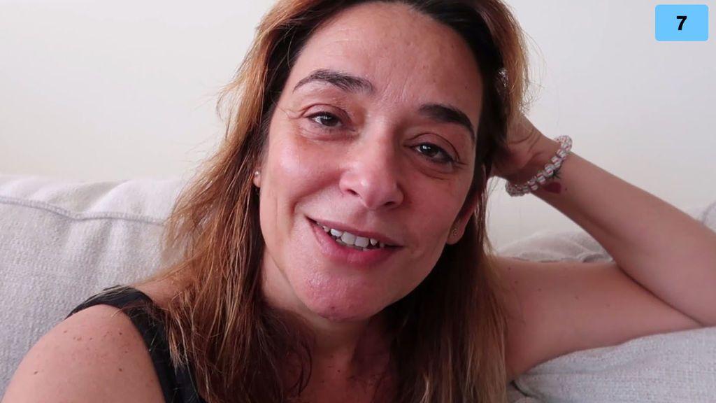 """Toñi Moreno se reencuentra con su familia después del confinamiento: """"Lloré mucho al ver a mi madre emocionada"""" (2/2)"""