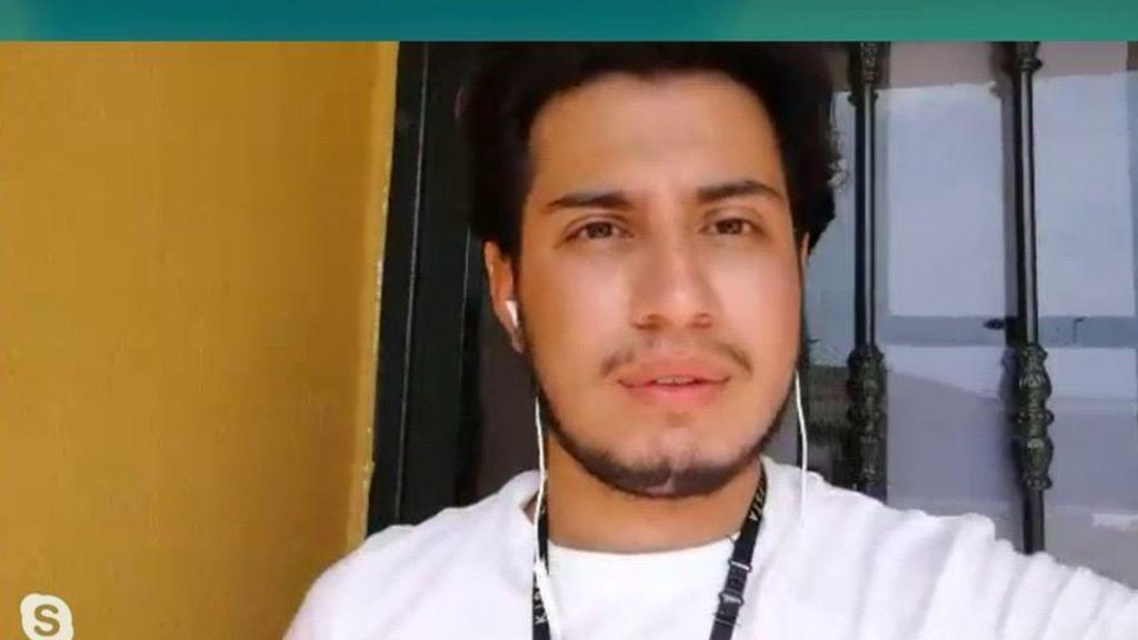 El socorrista que salvó la vida a un hombre víctima de un tiroteo