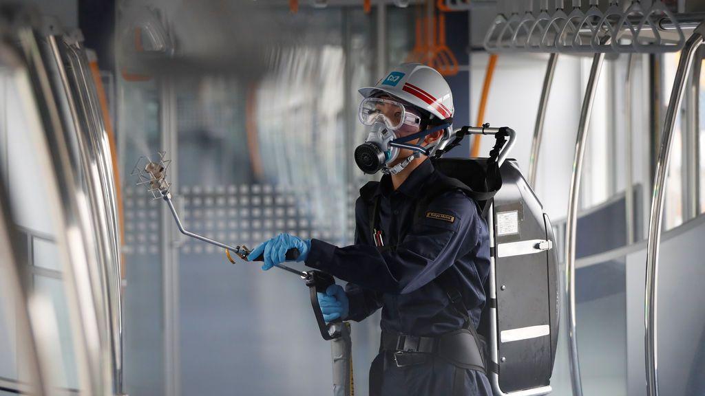 Tokio registra un récord diario de contagios de COVID-19 en plena desescalada, con 224 positivos