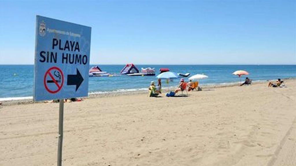 Estas son las playas de España 'libres de humo' este verano post-covid