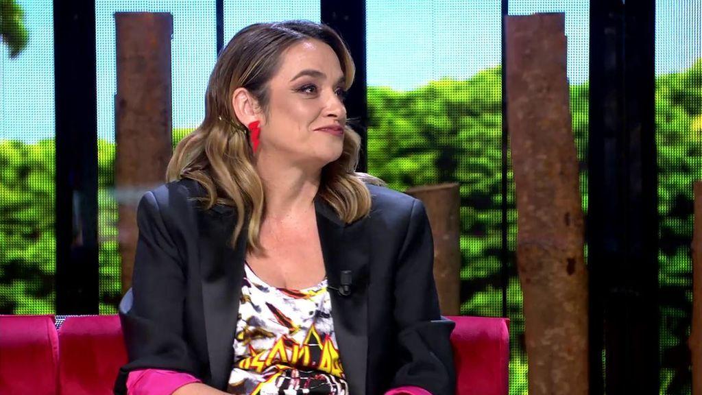 Toñi Moreno se emociona hablando de su marcha de 'MyH' y Jorge Javier desvela el motivo por el que no participó en el programa