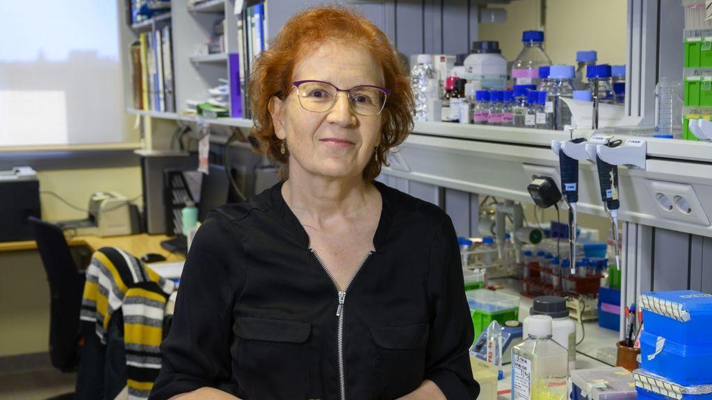 Entrevista con Margarita del Val, científica del CSIC