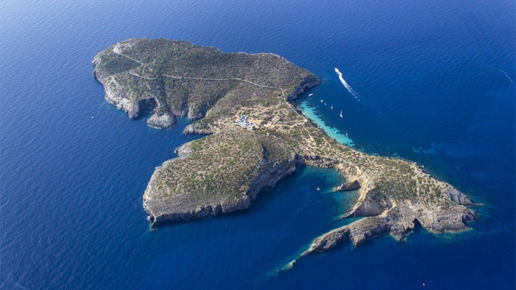 Se vende Tagomago, el islote de lujo del Mediterráneo