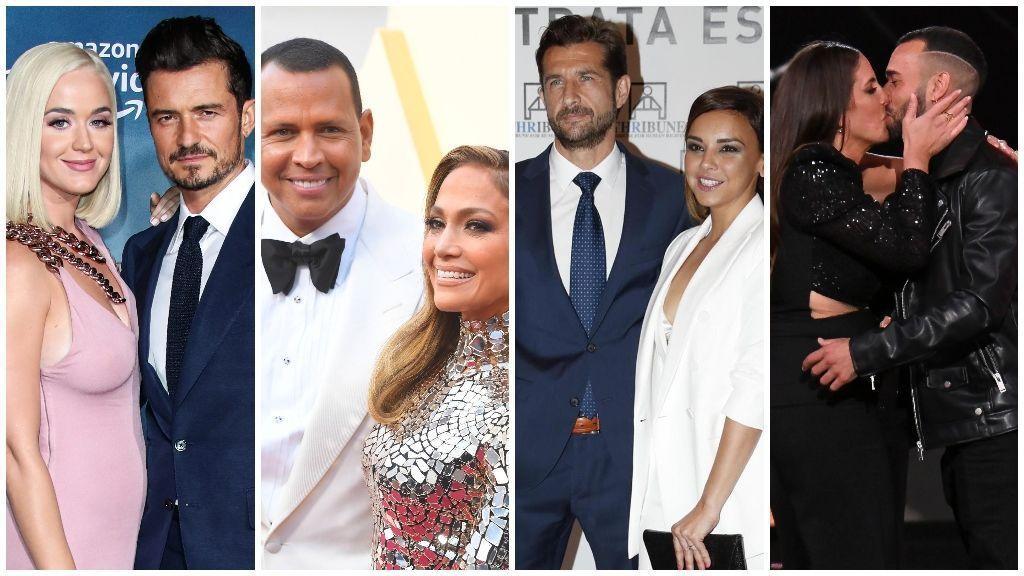 Famosas como Katy Perry, Jennifer López, Chenoa y Anabel Pantoja han tenido que cancelar su boda.