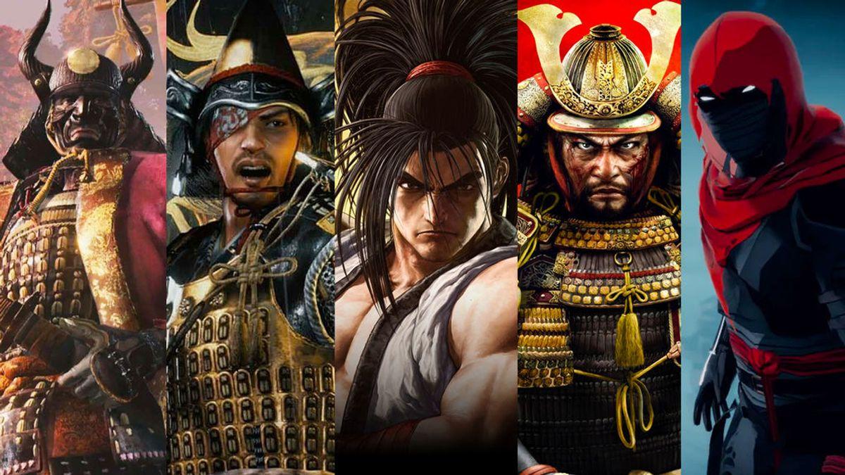 Los mejores videojuegos de samuráis