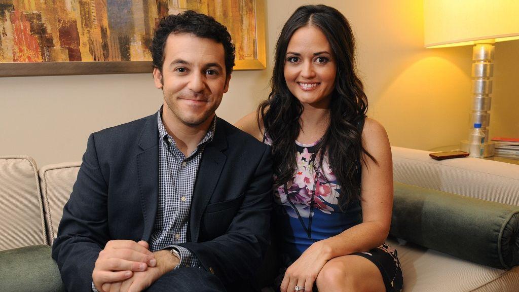 Fred Savage y Danica McKellar, protagonistas de 'Aquellos maravillosos años', en 2014