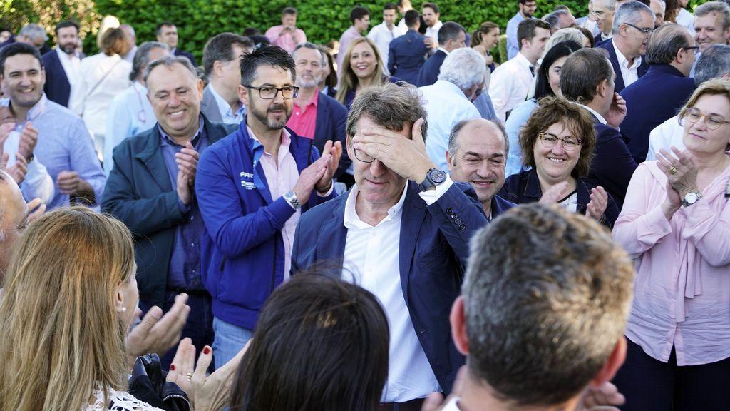 Feijóo renuncia a presidir el PP tras la salida de Mariano Rajoy