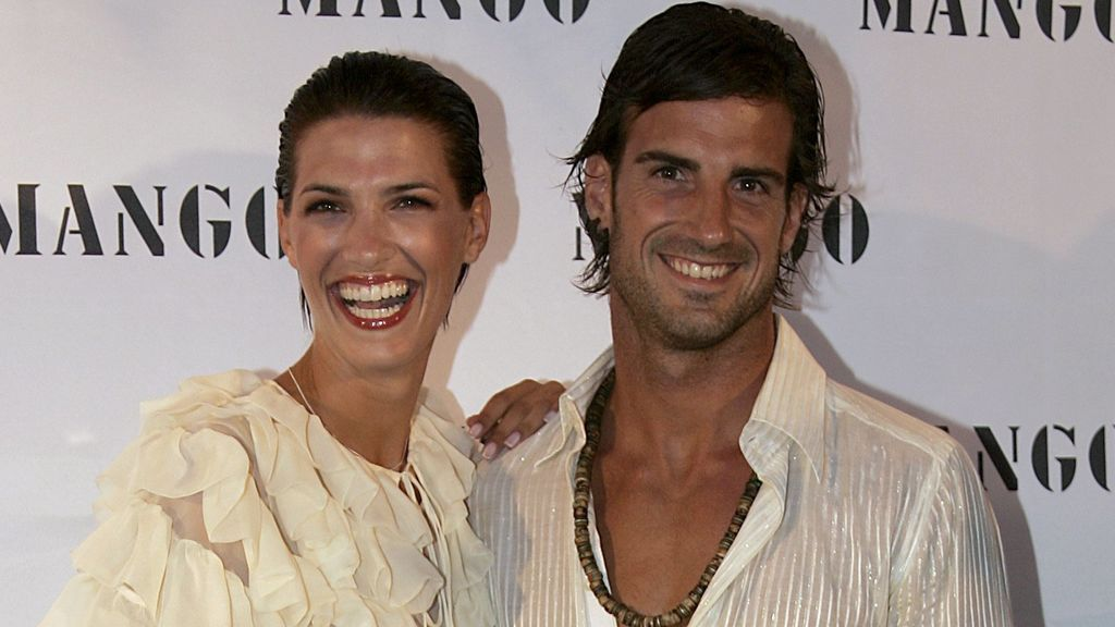 Aitor Ocio y Laura Sánchez