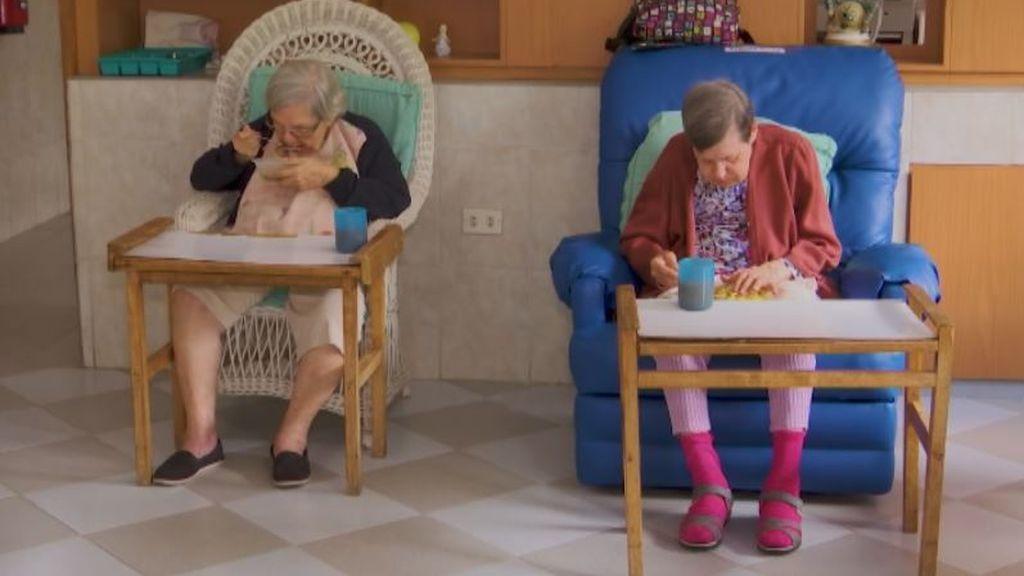 Ancianos en Venezuela