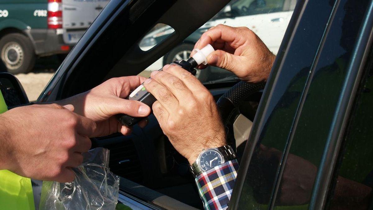 El conductor que atropelló a un peatón y ocasión un accidente de tráfico quintuplicaba la tasa de alcohol