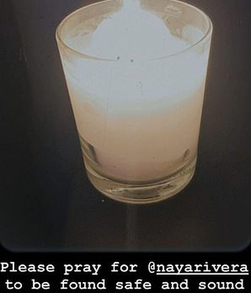 """El mensaje de Demi Lovato: """"Rezad para que Naya se encuentre sana y salva"""""""