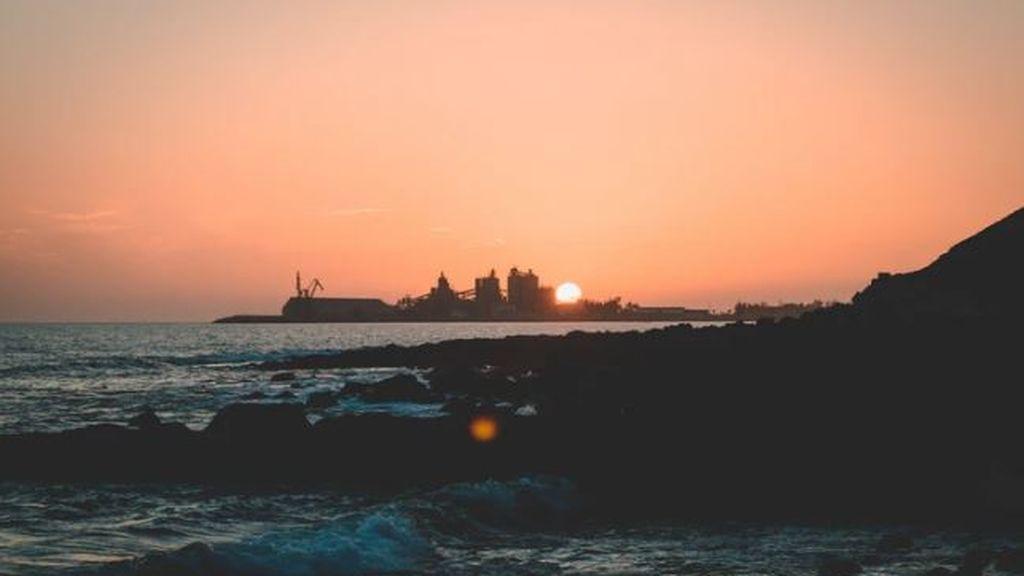 La noche del sudor: de 25 a 35 grados en dos horas en Gran Canaria