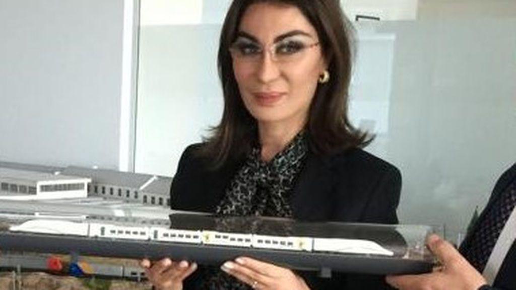 Shahpari Zanganeh niega ser amiga del rey emérito y  'lobista' del AVE a la Meca