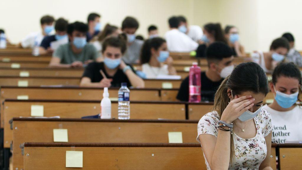 La Selectividad 2020: los exámenes más polémicos