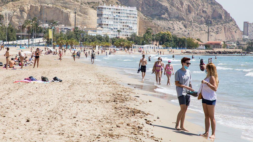 La España turística, libre de rebrotes