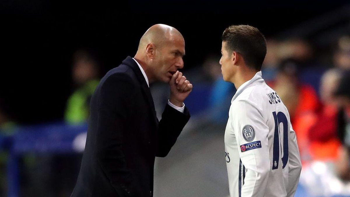 James Rodríguez no volverá a vestir la camiseta del Real Madrid: prefiere no ir convocado, a ir a la grada para no jugar