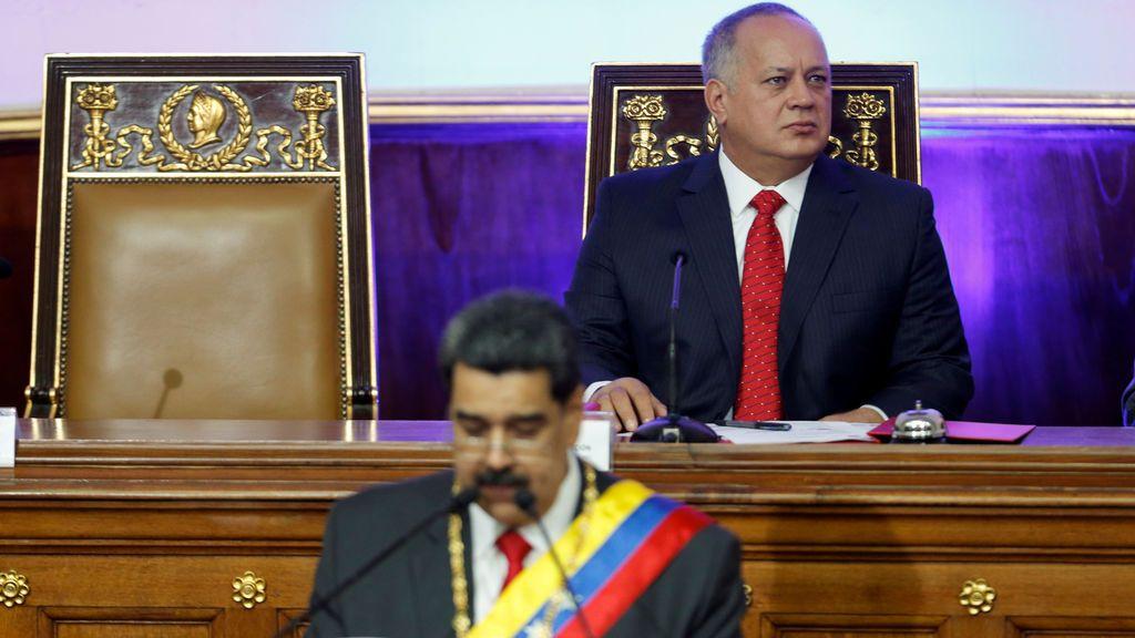 El número dos de Maduro, Diosdado Cabello tiene coronavirus