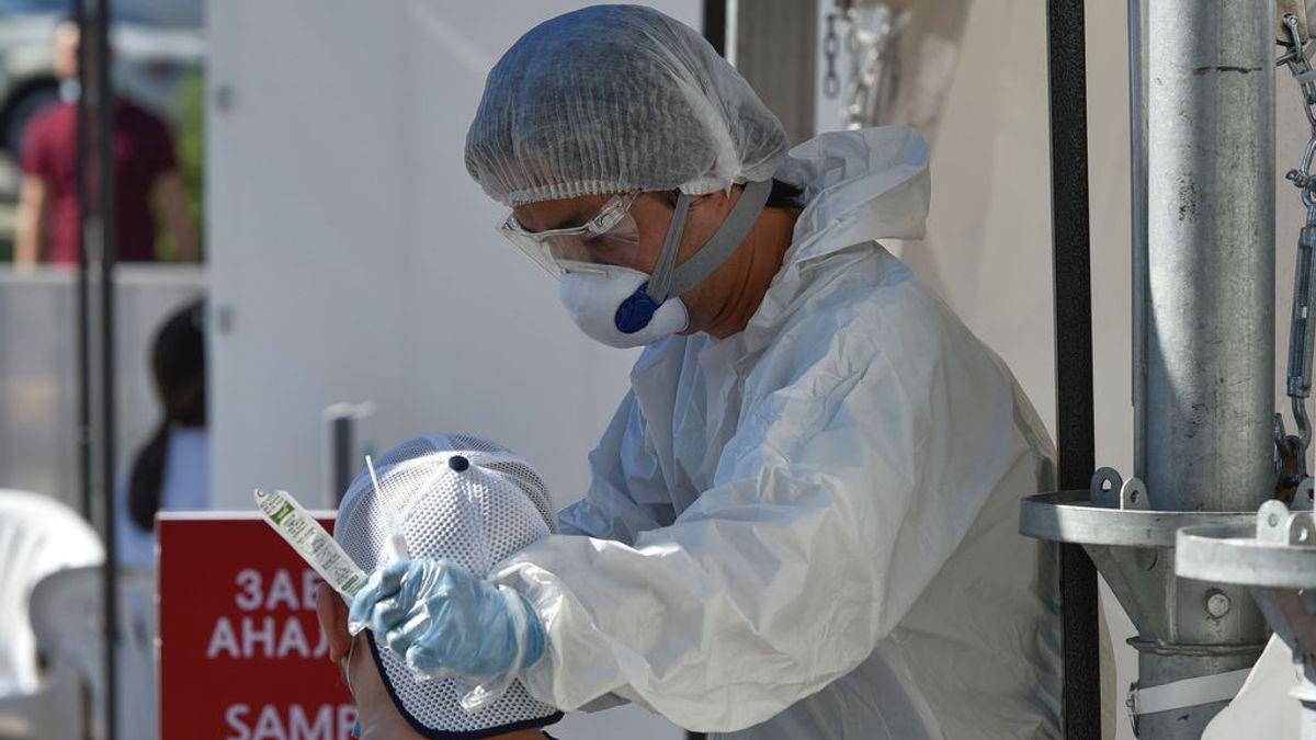 Una neumonía más mortal que la pandemia de coronavirus se ceba con Kazajistán