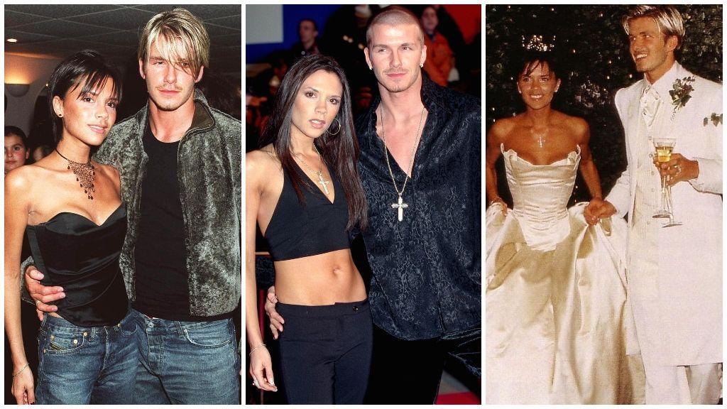 David y Victoria se conocieron en 1997 en un partido de fútbol.