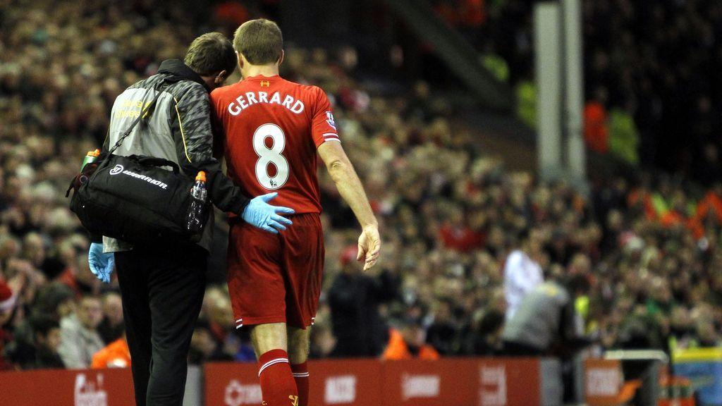 """Seven Gerrard y su lesión más dolorosa cuando se rasgó el pene: """"No quería decirle adiós a mi viejo amigo"""""""