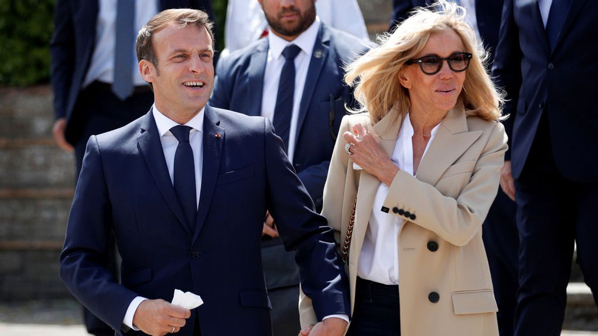 """Brigitte Macron: """"Es una fantasía decir que tengo tanta influencia sobre el presidente"""""""