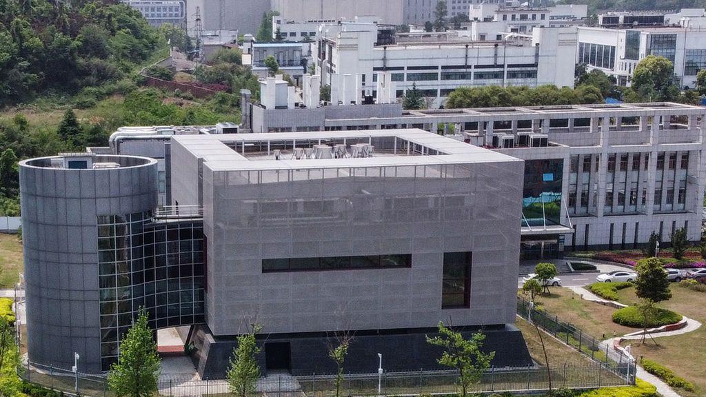 Instituto de Virologia de Wuhan