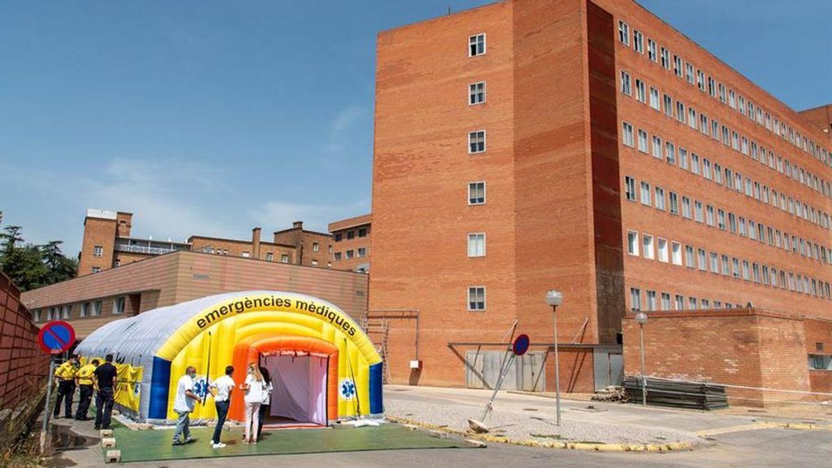 Lleida se prepara para lo peor: el hospital de Arnau prepara una tercera planta para pacientes con coronavirus