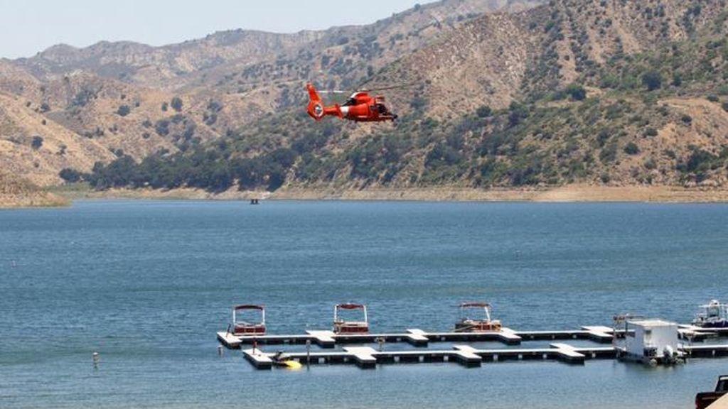 Dan por muerta a la actriz Naya Rivera, de 'Glee', desaparecida en un lago