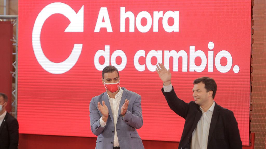 A Sánchez se le estropea el avión y no acudirá al cierre de campaña en Vigo