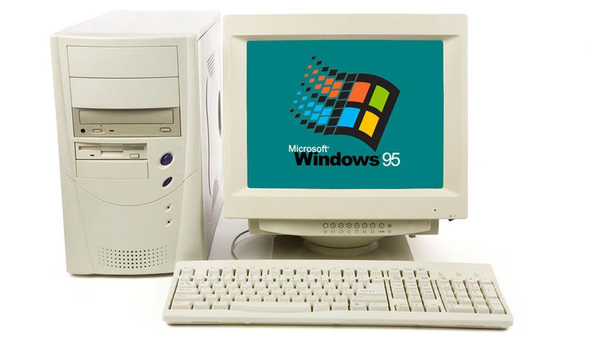 25 aniversario de Windows 95: una presentación con los Rolling Stone que fue el comienzo de una nueva era informática